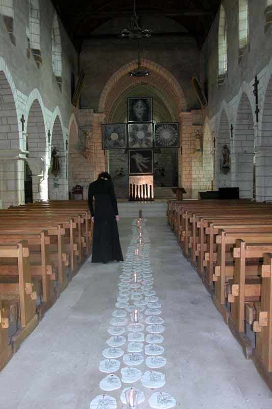 église Saint Sauveur 2012