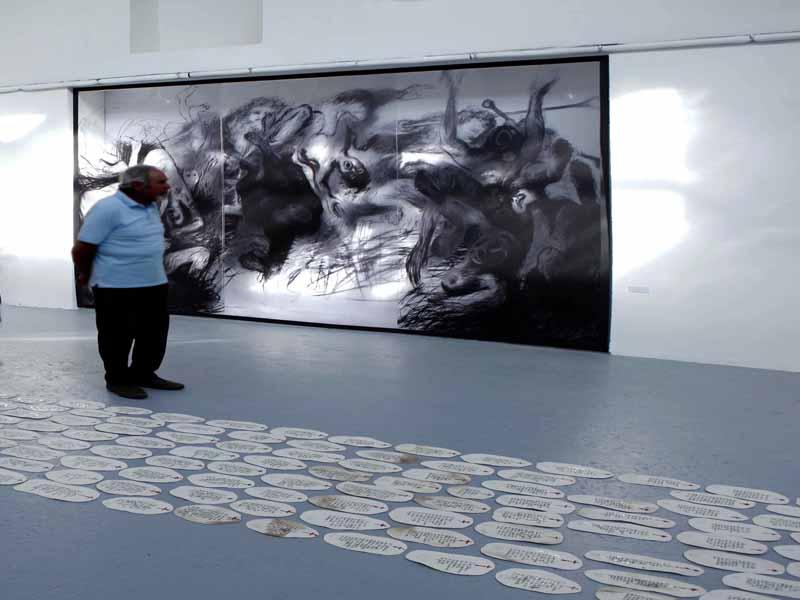 expo carré noir