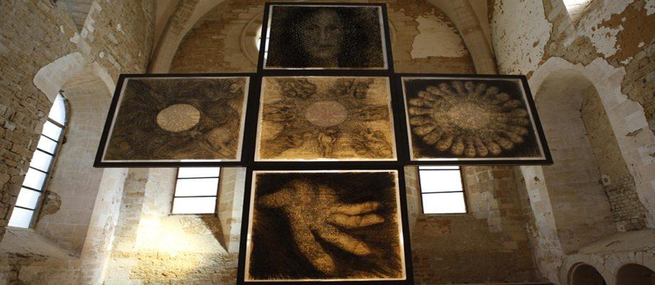 2008 / Abbaye de Fontmorigny