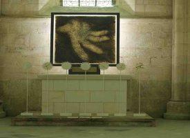 2016 / Installation Abbaye de Pontigny